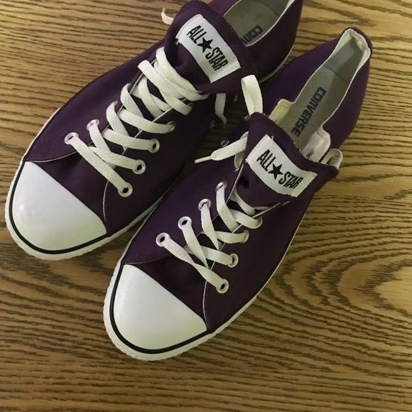 Men's all-star Converse size 11